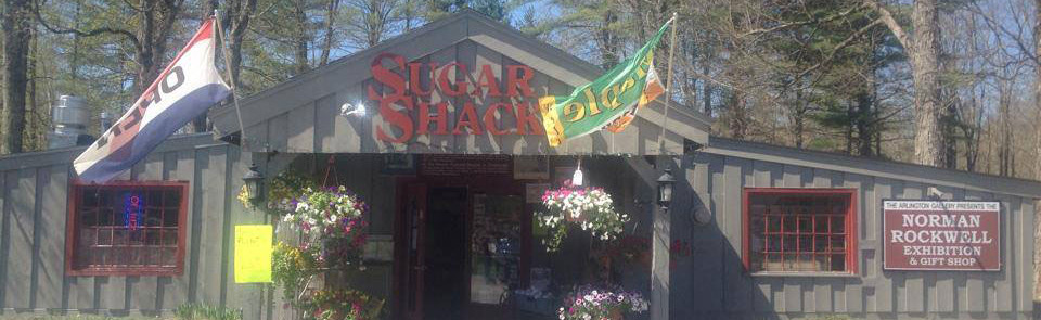 Discover the Sugar Shack!
