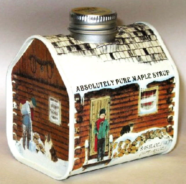 Tin House - Pure Vermont Maple Syrup